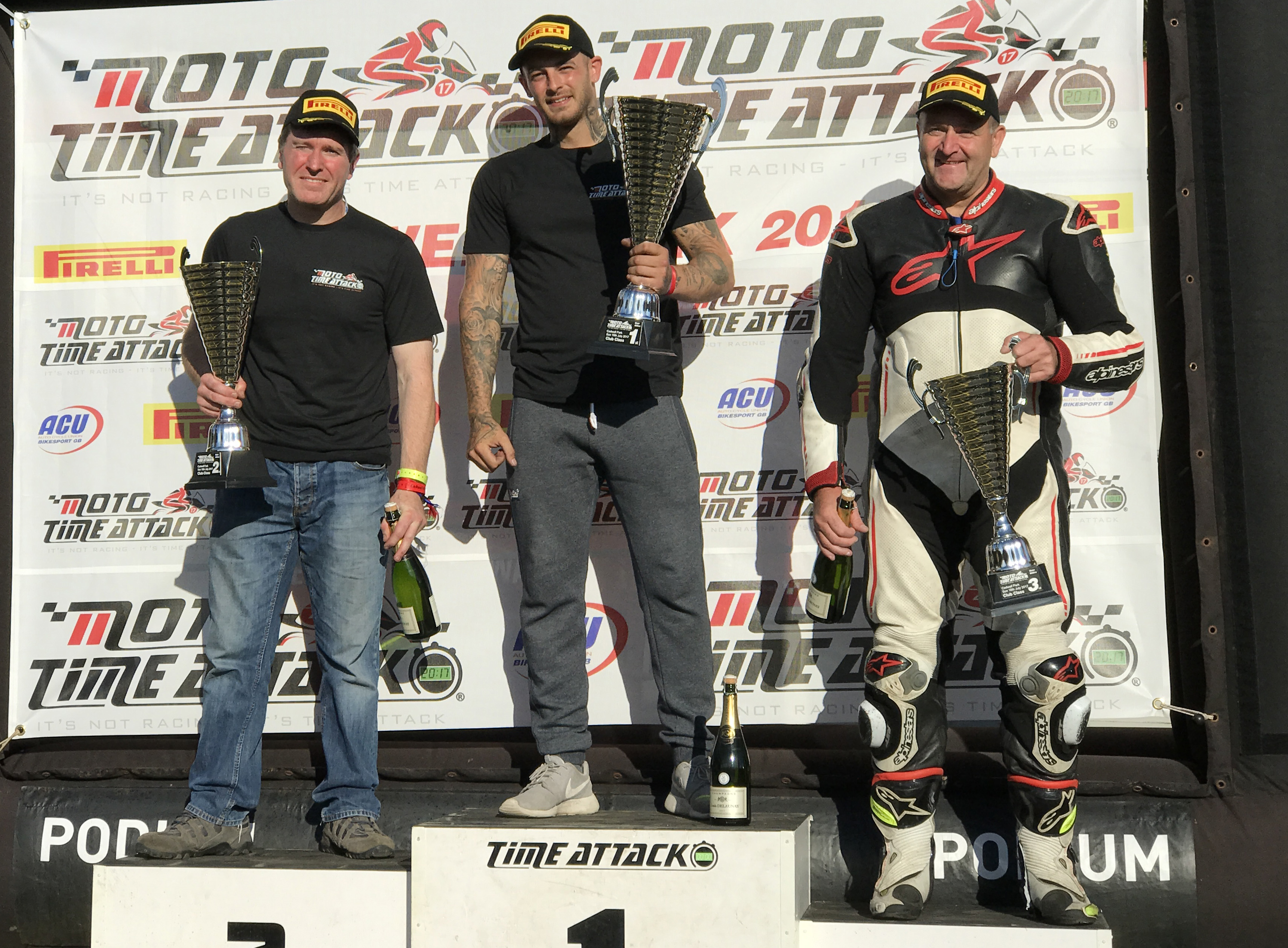 Moto Time Attack Club over 600 winners