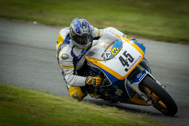 Lovett retained his Forgotten Era Superbike crown and brought home another for Golden Era honours...