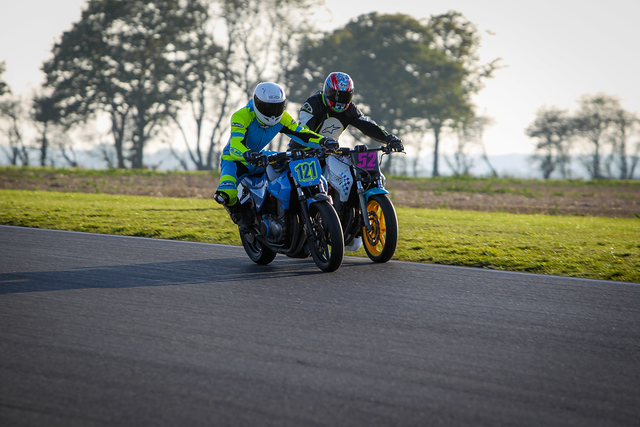 Thundersport Gb Leaning Takes Cb500 Crown Uk Clubsport