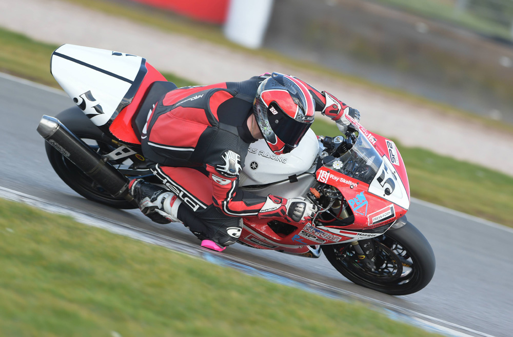 Strafford bagged the GP1 Classic crown after overturning a points deficit to early leader Sam Cox...