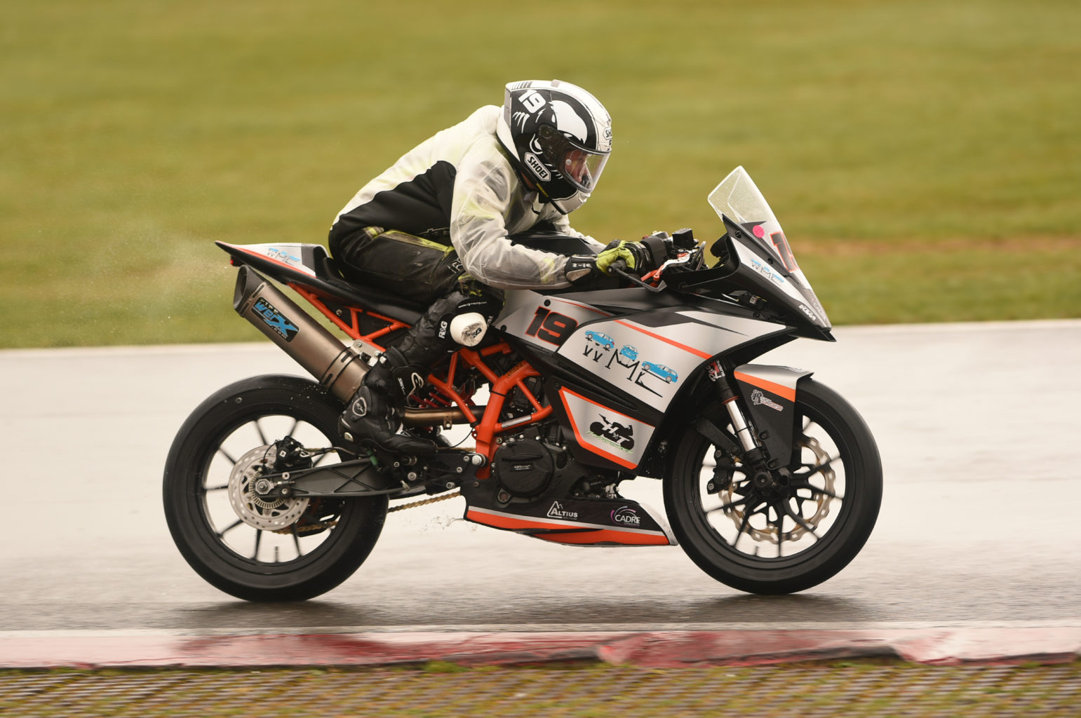 Talbot nearly had a clean sweep of the Superteen races...