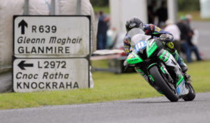 Sweeney took the Supersport wins and the Supertwin title to boot..