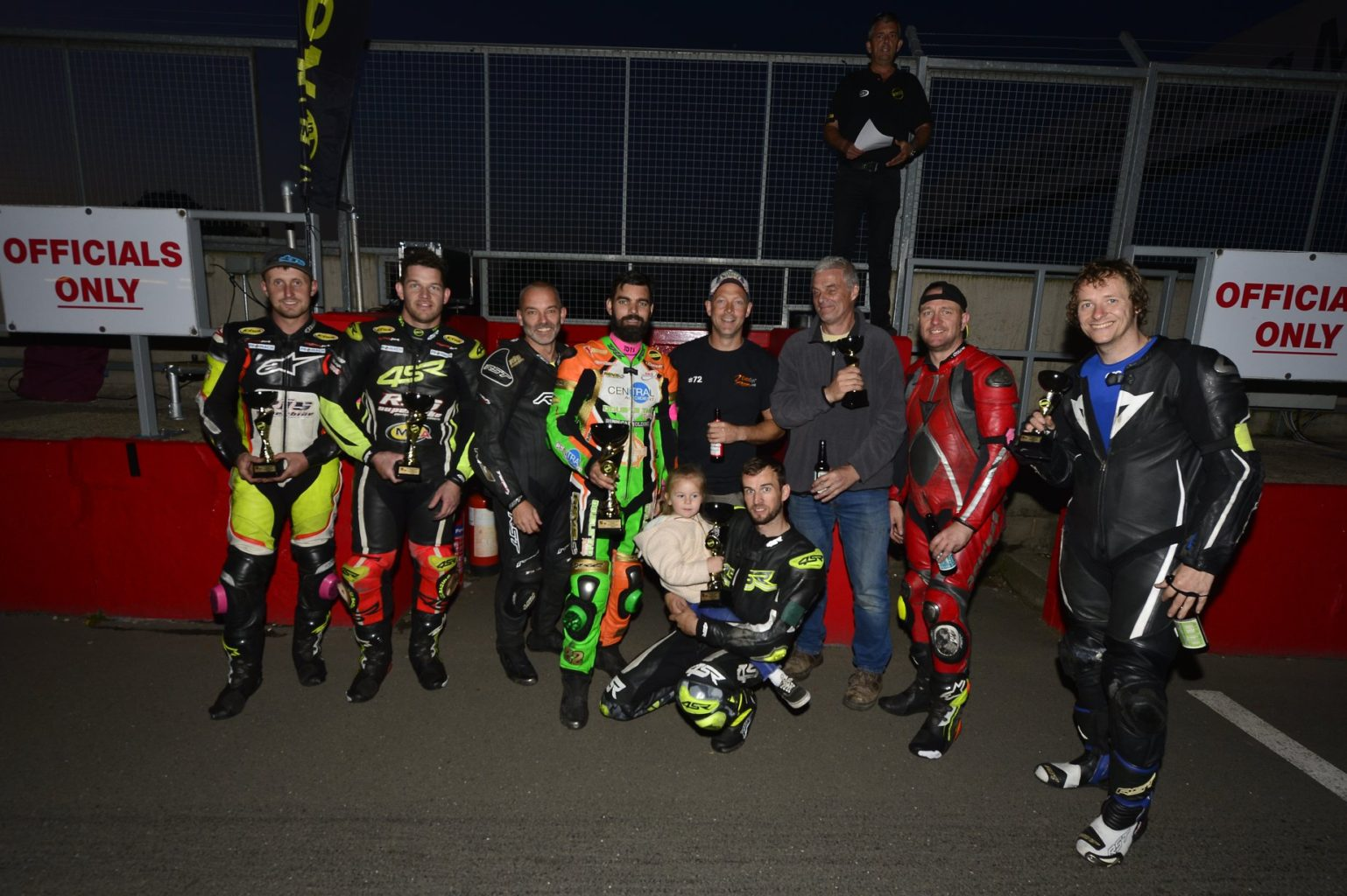 The Clubman 600 title fight will go to Croft with RJS Superbike and Datasys doing battle...